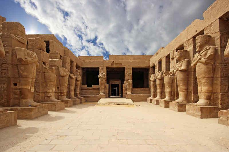 Karnak in Egypt