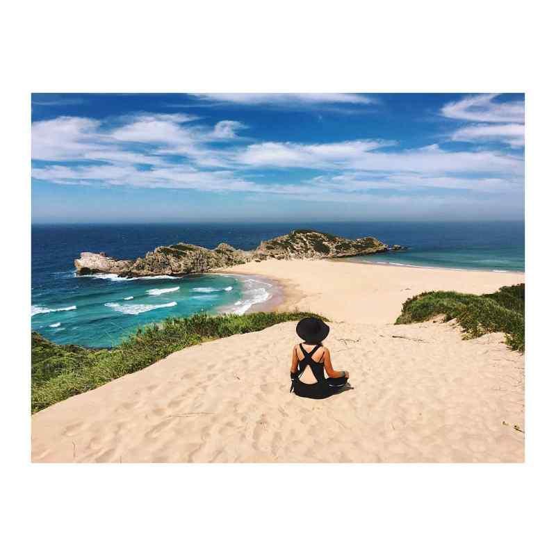 Robberg Beach, South Africa