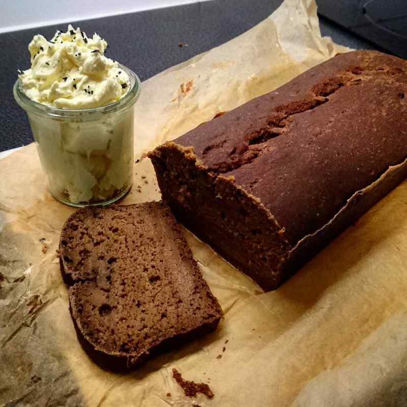 Icelandic Rye Bread from Hot Springs