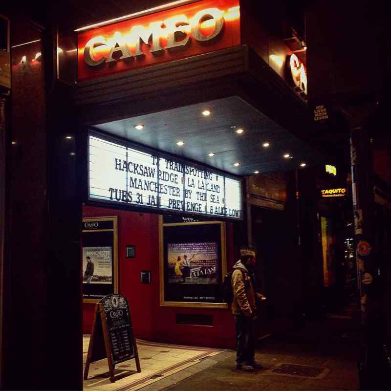 Cameo Cinema in Edinburgh, Scotland