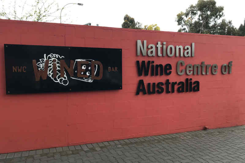 National Wine Centre of Australia • Adelaide, Australia