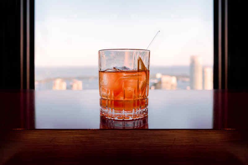 Paris France rum