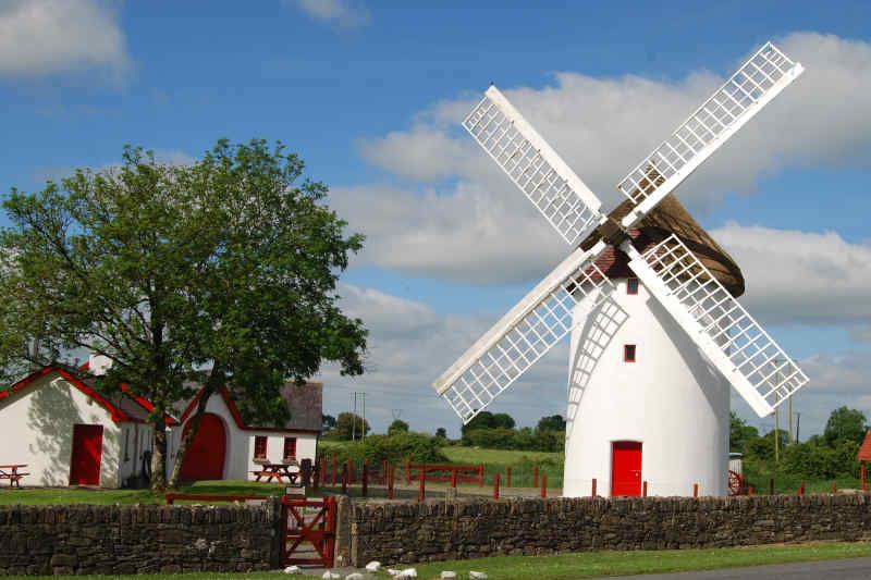 Elphin Windmill, Roscommon