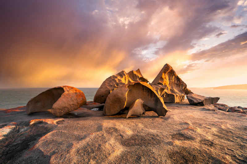 Remarkable Rocks • Kangaroo Island, Australia