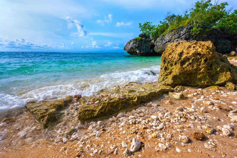 Padang Padang Beach • Bali, Indonesia