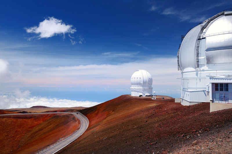 Mauna Kea Observatory • Big Island, Hawaii