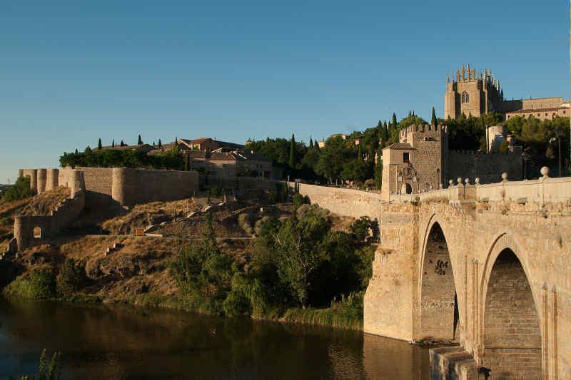 Travel to Toledo in Spain