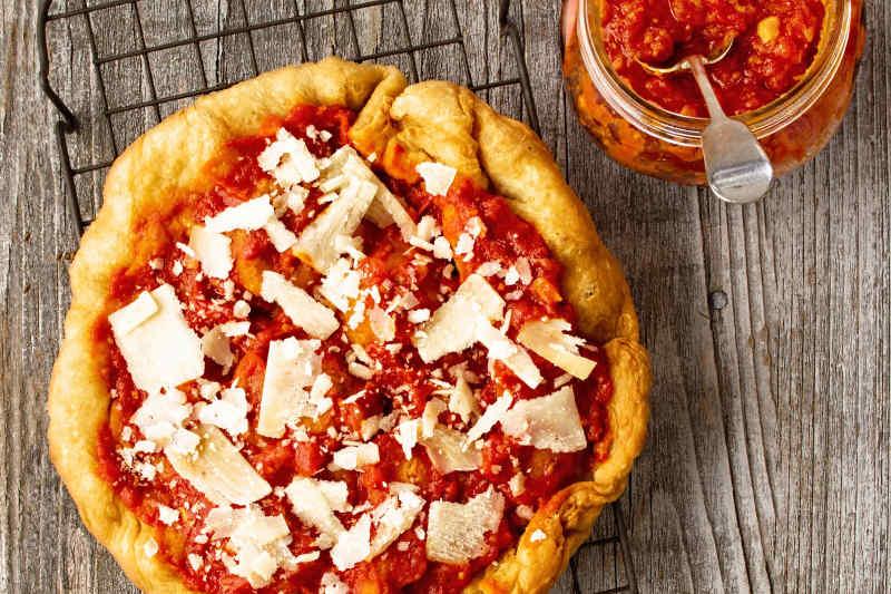 Italian Pizza Fritta