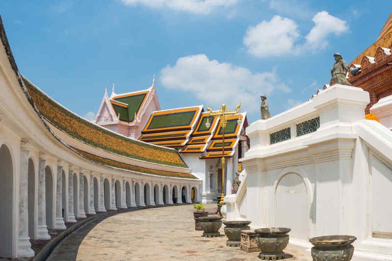Phra Pehtom Chedi Nakhon • Pathom