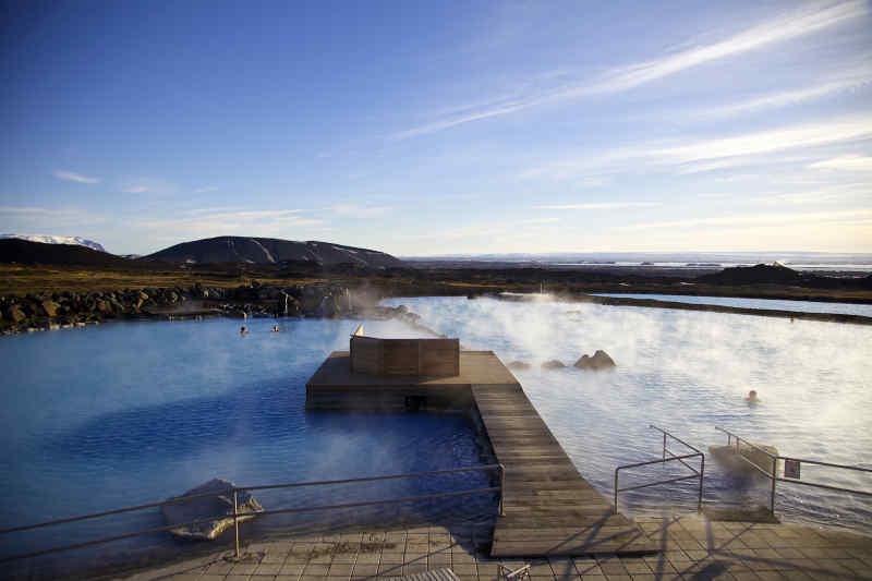 Myvatyn Nature Baths, Iceland