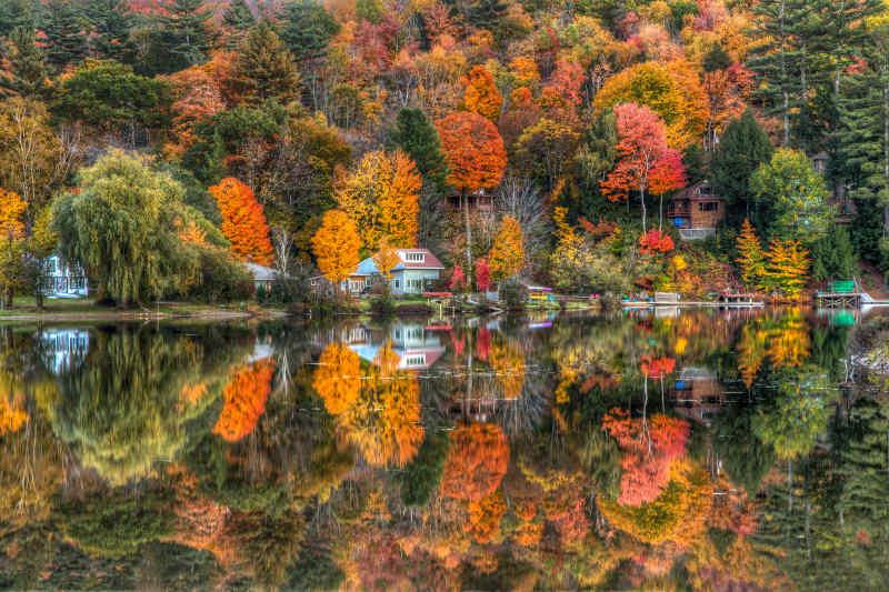 New England • USA
