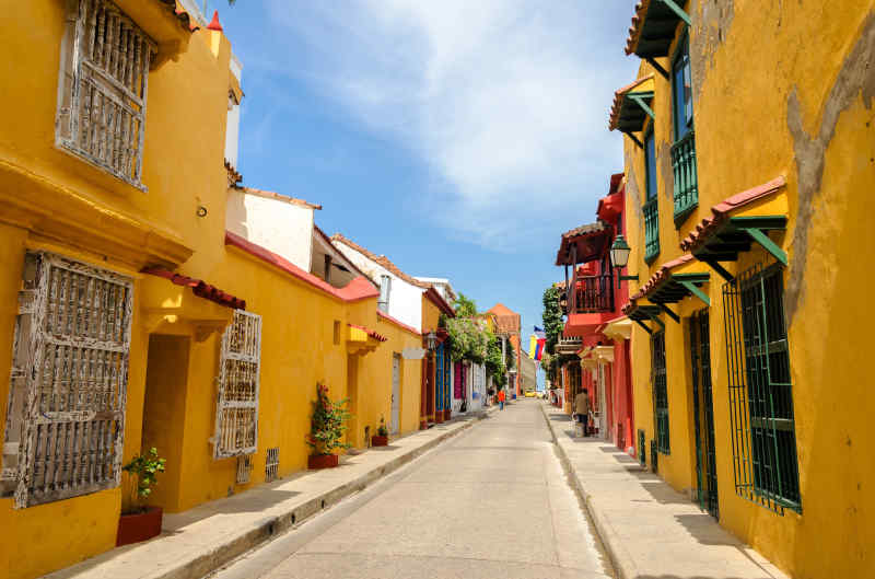 Colorful Cities: Cartagena, Colombia