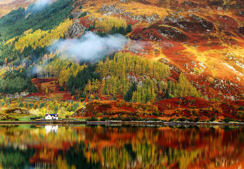 Highlands, Scotland