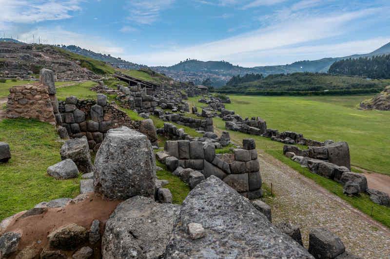 Sacsayhuaman • Peru