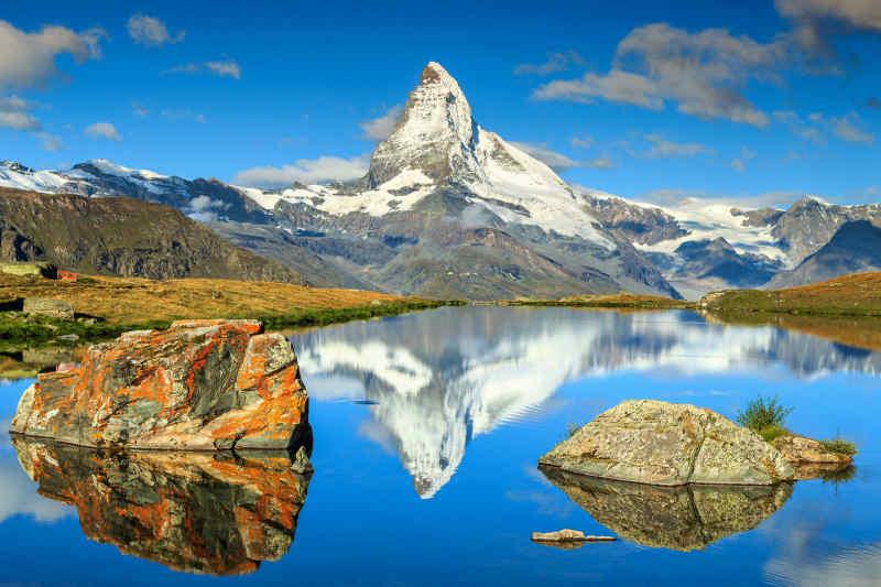 Stellisee Lake • Zermatt, Switzerland