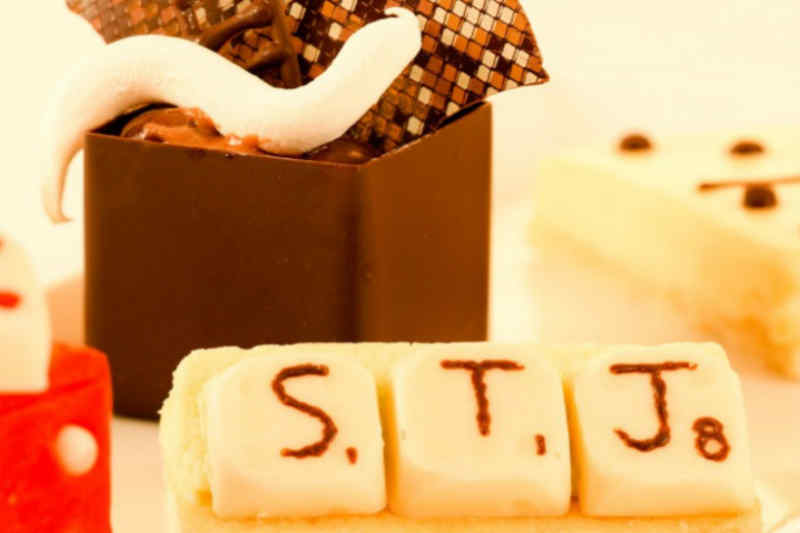 It's All In The Game Afternoon Tea at St. James's Hotel & Club