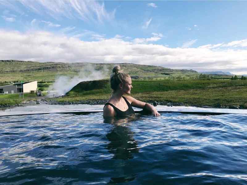 Krauma, Iceland