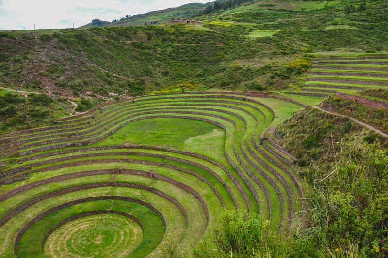 Moray Ruins Peru