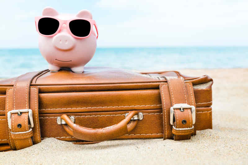 A happy travel fund
