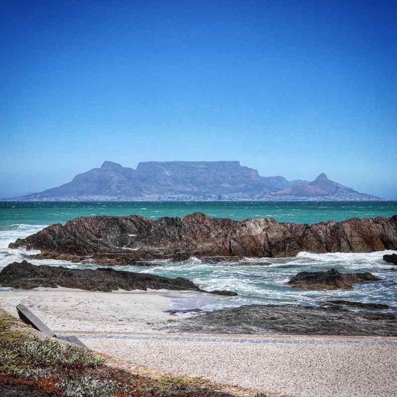 Blouberg Beach, Western Cape, South Africa