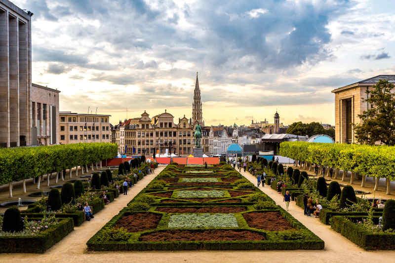 Travel to Brussels in Belgium