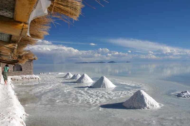 Salar de Uyuni • Bolivia