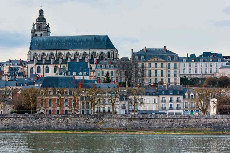 Blois, Loire Valley, France