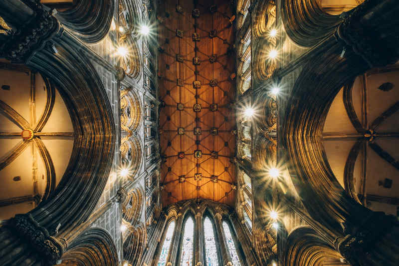 Dome of Glasgow Cathedral