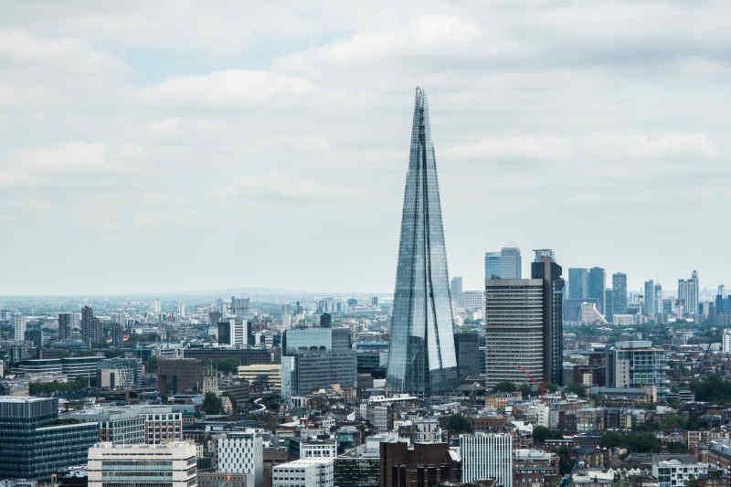 London England shard