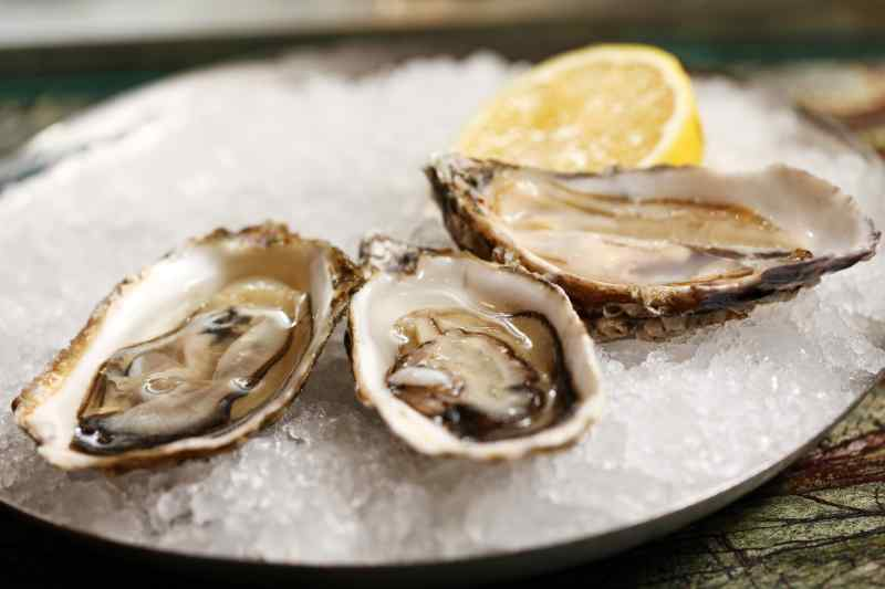 Galway Oysters
