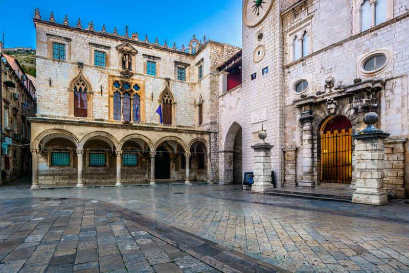 Luza Square, Dubrovnik