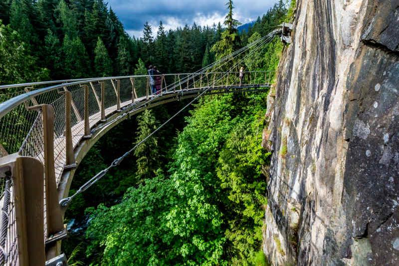 Cliff Walk Capilano