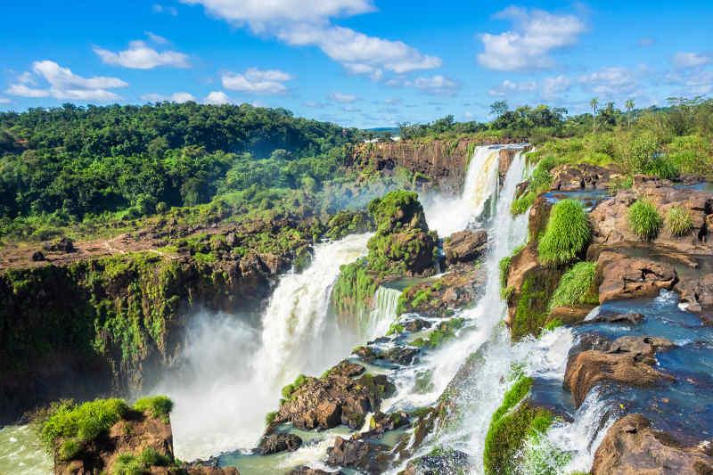 Iguazu Falls • Brazil & Argentina