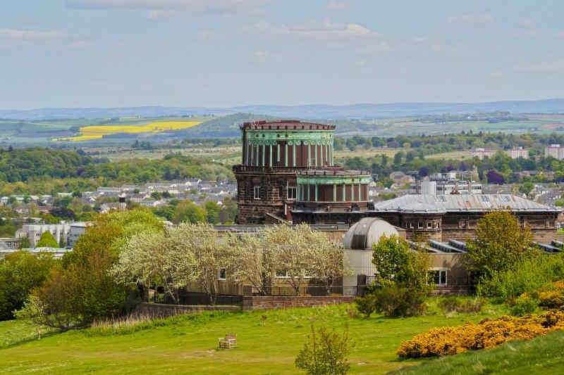 Royal Observatory • Edinburgh, Scotland