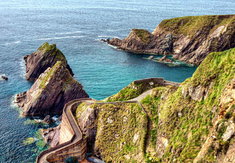 Travel to Ring of Kerry in Ireland