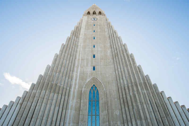 Hallgrimskirkja • Reykjavik