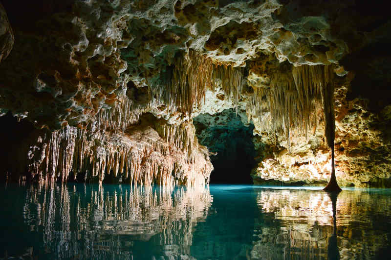 Belize Cave