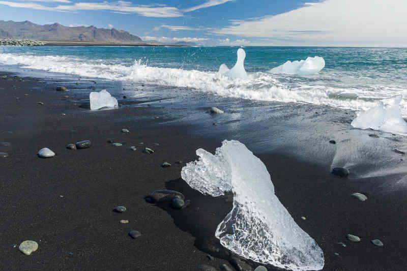Reynishverf Black Sand Beach • Vik, Iceland