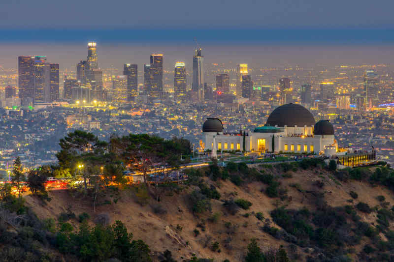 Griffith Observatory • Los Angeles, California