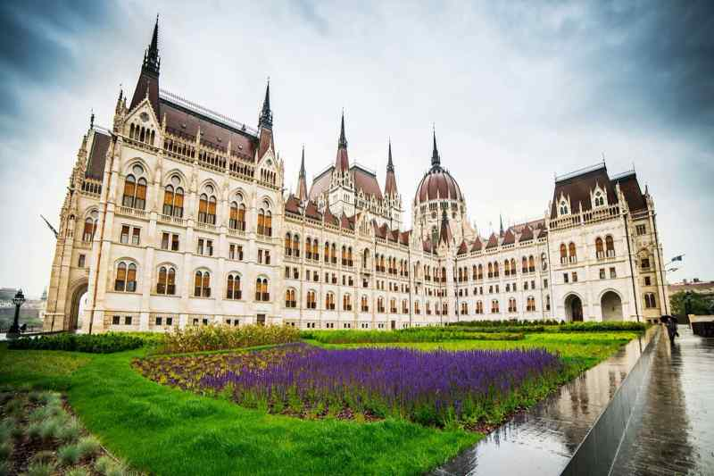 State Parliament, Hungary