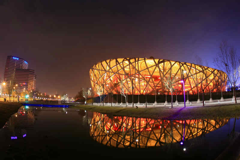 Beijing National Stadium • Beijing, China