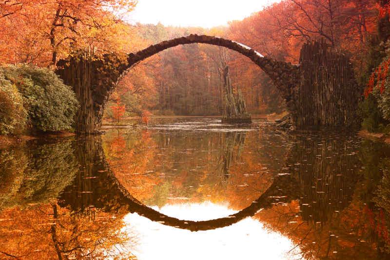 Kromlauer Park • Germany