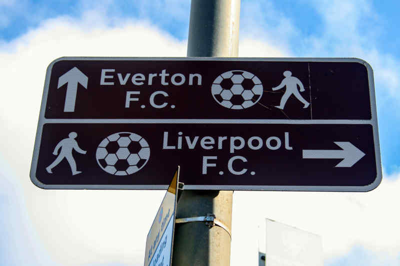 Sign in Liverpool