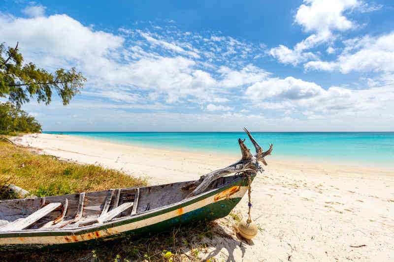 Travel to Mozambique