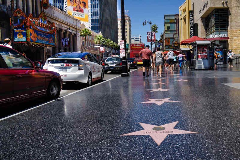 Walk of Fame California