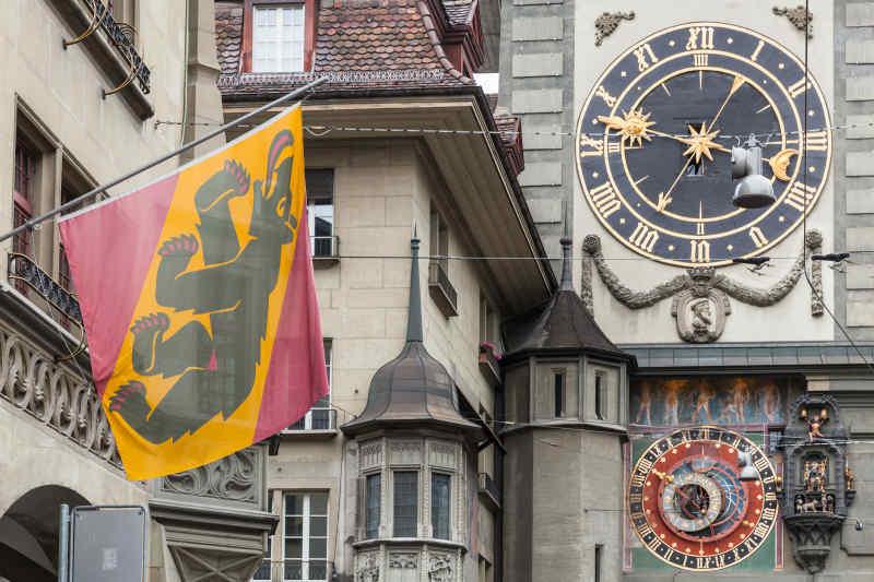 Zytglogge (Clock Tower)