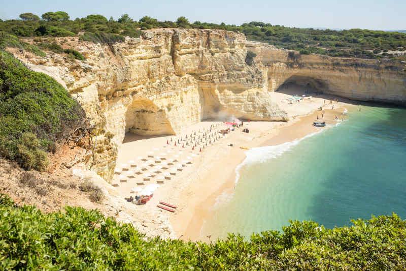 Praia da Marinha • Algarve, Portugal