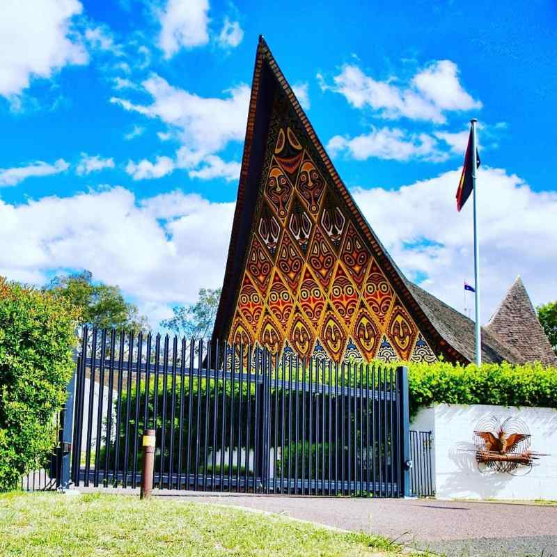 Papua New Guinea Diplomatic Circuit