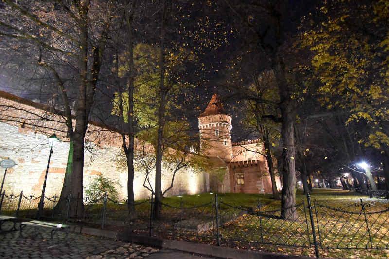 Haunted Krakow Florian's Gate