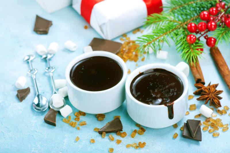 Le Chocolat Chaude